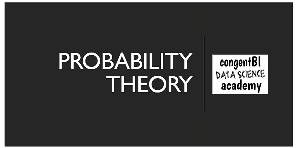 The Probability Theory