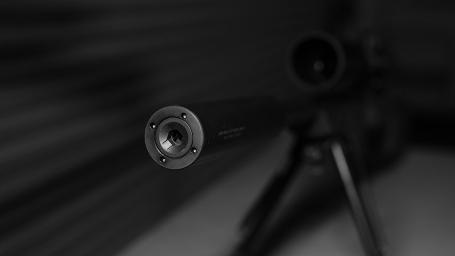 Predator™ Two-Stage Rifle Silencers