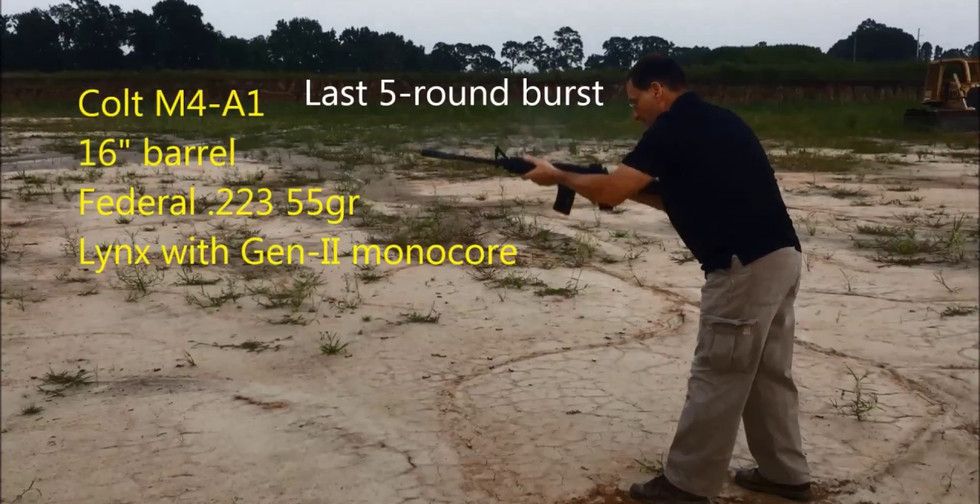 Lynx endurance testing