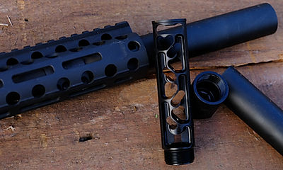 Patriot Defender Predator Silencers