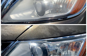 xclusive detailing headlight restoration