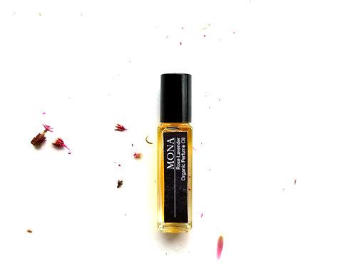 Rose Lavender -Organic Essential Oil Perfume