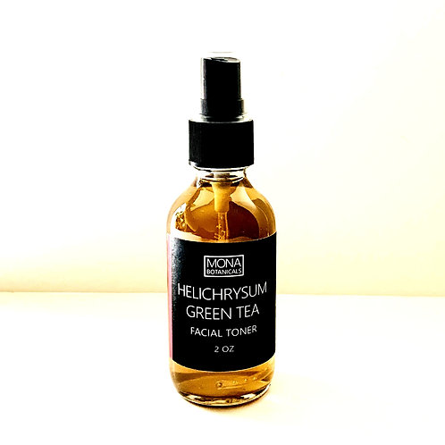 Helichrysum Green Tea Soothing Facial Toner
