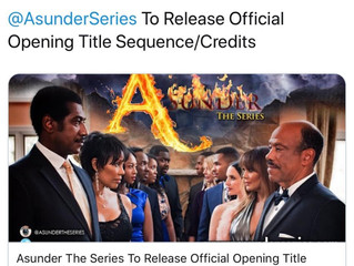 Soap Opera News Article: Asunder The Series To Release Opening Title Sequence