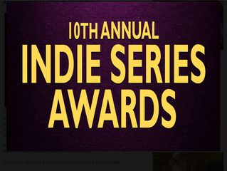 Asunder's Title Sequence Singer Justin Leakey Will Perform at the 10th Annual Indie Series Award