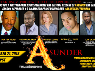 #ASUNDERAFTERNOON Twitter Chat