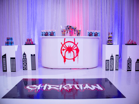 Christian's Spiderverse Sweets & Treats