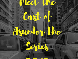 Asunder The Series Cast Reveal
