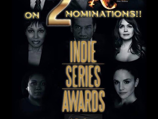 ASUNDER THE SERIES is an Official Selection of the 2019 Indie Series Awards