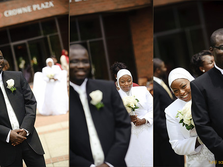 TBT: Maryam and Monsour's Pro Wedding Pics
