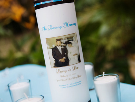 How to Honor Deceased Loved Ones at Your Wedding