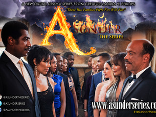 Asunder The Series Official Season One Promo Released