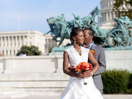 Breathtaking Wedding Photo Locations in Washington, D.C.