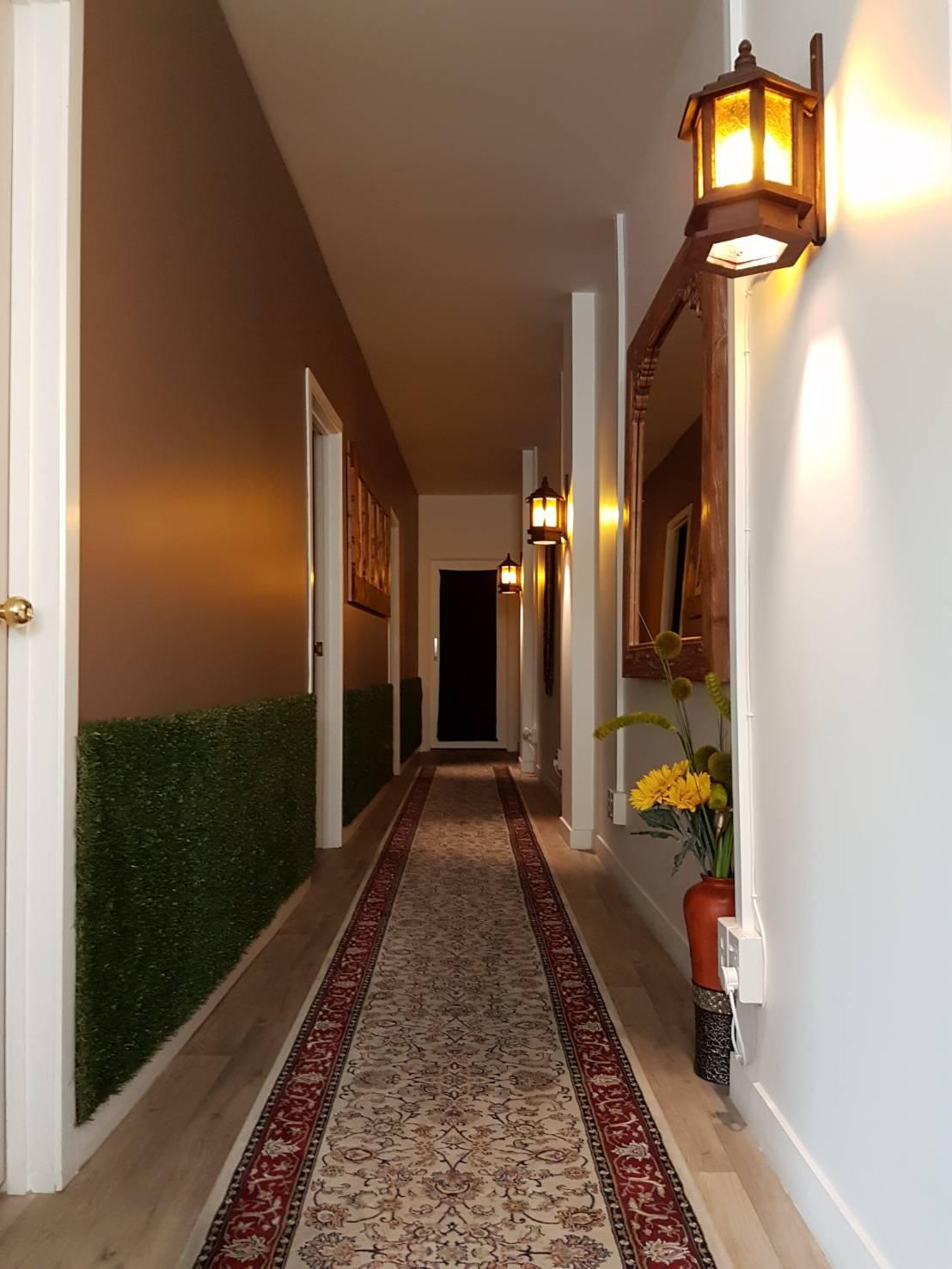 Room Access Hall