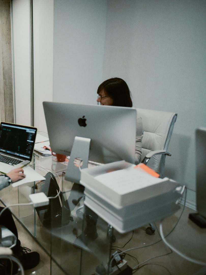 Oficinas D + Diseños del Sur