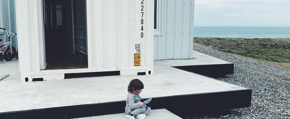 Vivienda Container EZNC