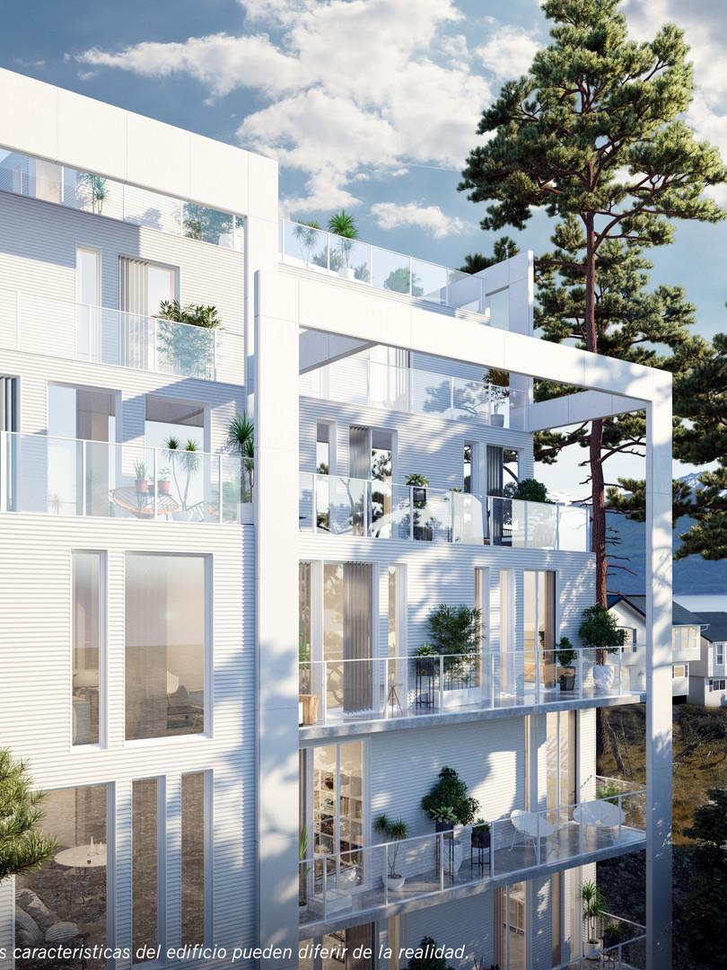 Infinity Sky - Edificio en contruccion -