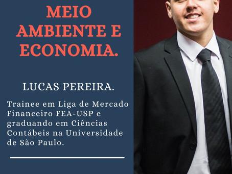 Meio ambiente e economia.