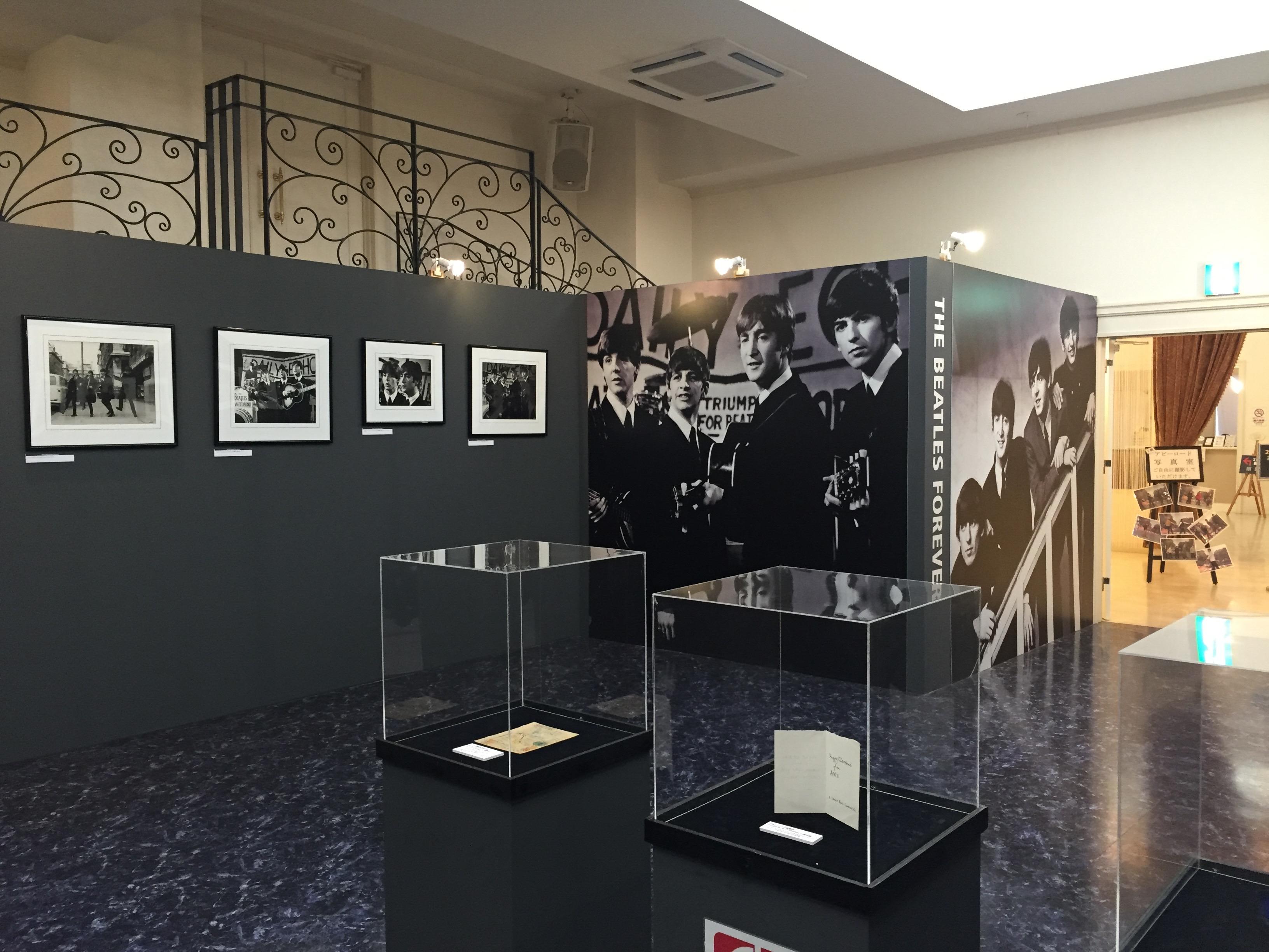 ビートルズ来日50周年記念