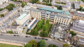 Ely Aviation Delivers for Cambridge Judge Business School