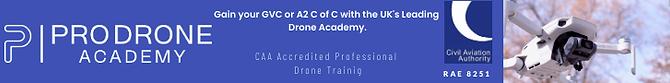 ProDrone Academy Banner
