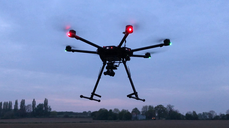 An Introduction to Drone Aerial Imaging for Mapping, Surveying and Photogrammetry December 2020