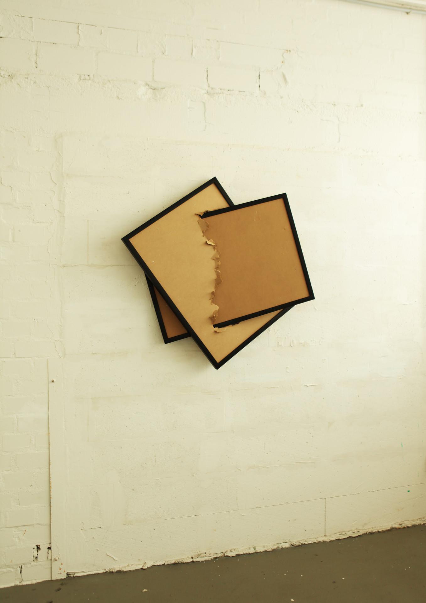 collision of frames II