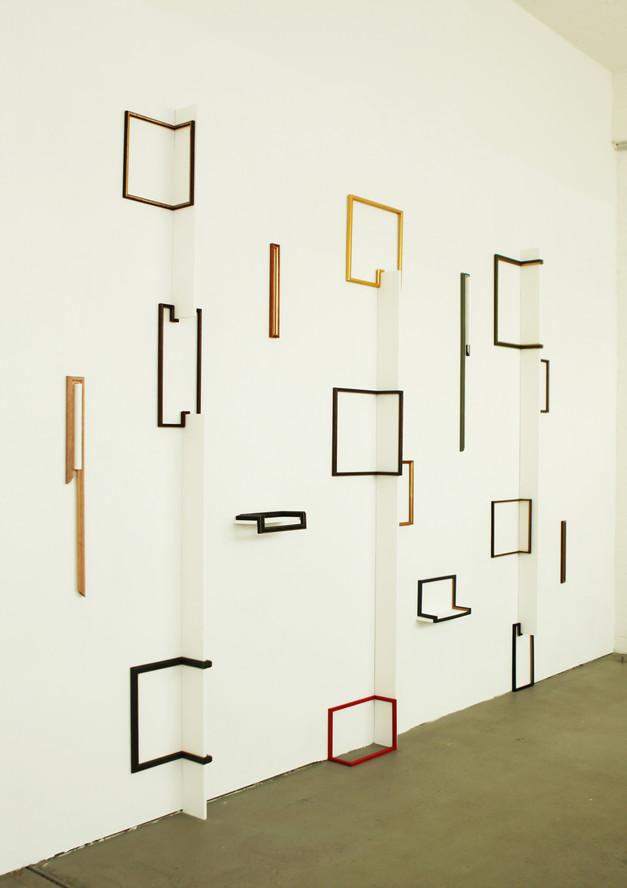 distorted frames