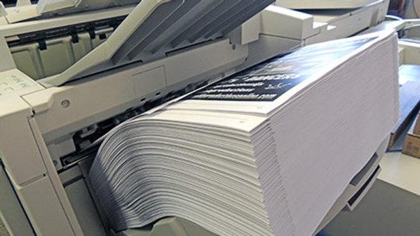 Copias Blanco y Negro Tamaño Carta Mayoreo
