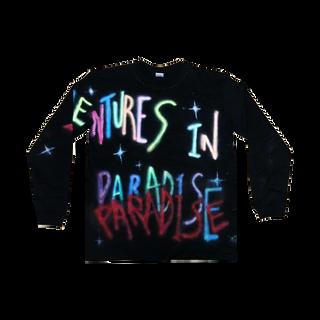 Adventures in Paradise_airbrush