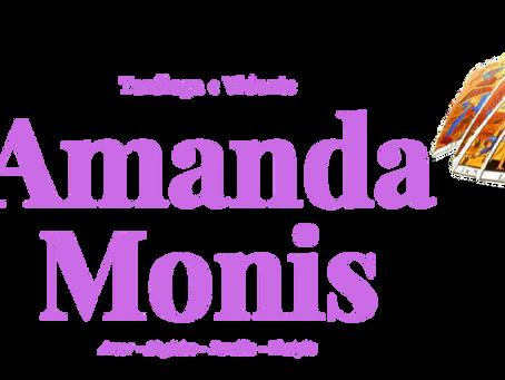 Amanda Monis Mãe de Santo (Médium Cartomante) vem nos últimos 2 meses fazendo a feijoada solidária