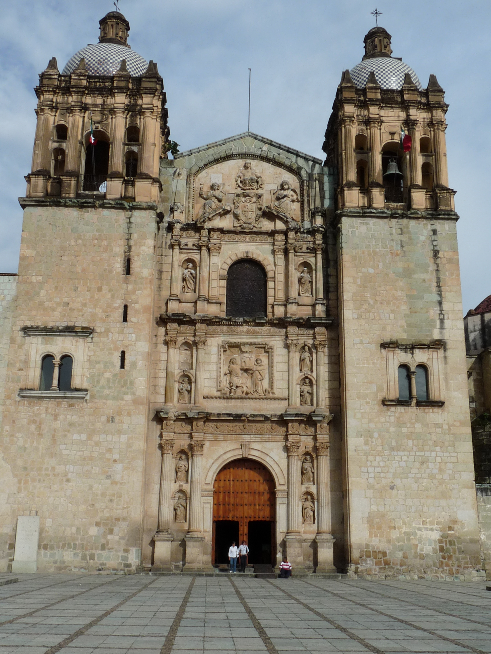 oaxaca mexico location
