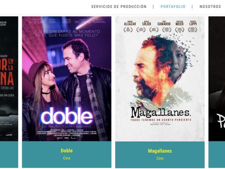 Hago el enlace con PROYECTIL, premiada productora de contenidos audiovisuales en Colombia...