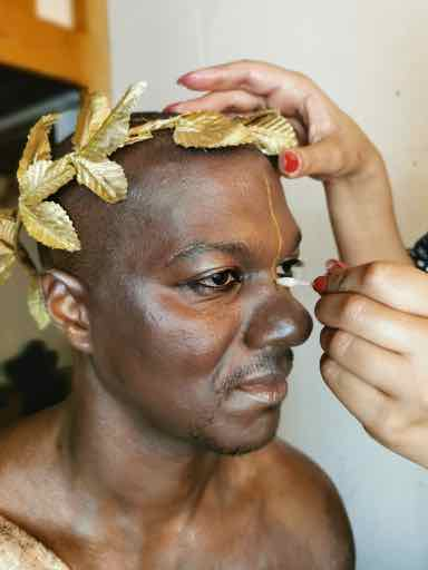 maquillaje artista