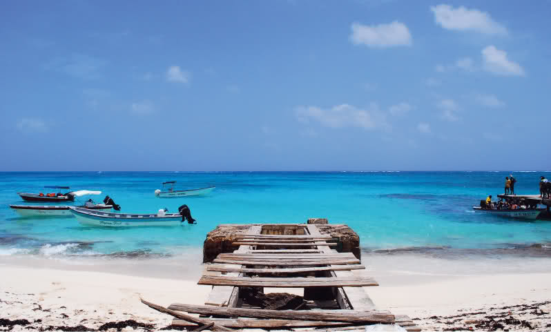 localizacion playa providencia