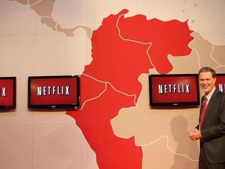 Colombia la nueva apuesta de Netflix y pronto abrirá oficina en Bogotá.