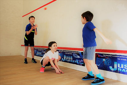 Superstar Squash - Hertfordshire Squash Coaching