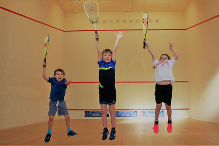 Superstar Squash - Letchworth, Hertfordshire Squash Coaching
