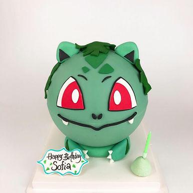 POKE 奇異種子 扑爆蛋糕