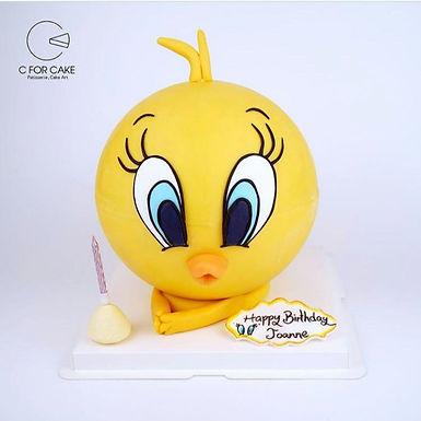 翠兒 扑爆蛋糕