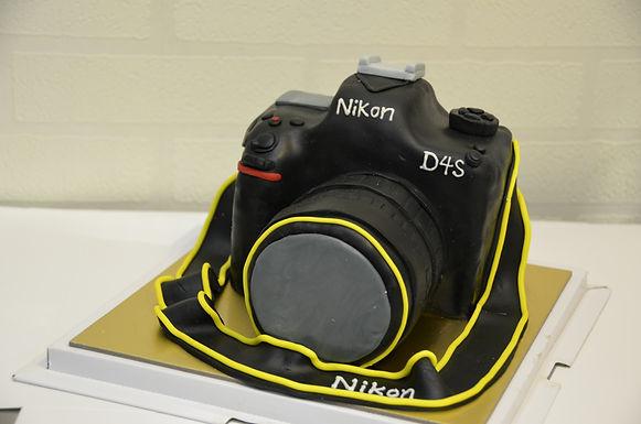 相機 造型牛油蛋糕