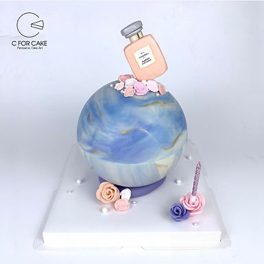 Perfume 香水 星球扑爆蛋糕