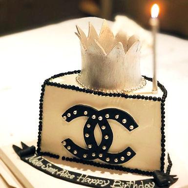 香奈兒 cream cake