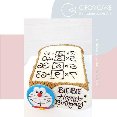 記憶麵包 吱花蛋糕
