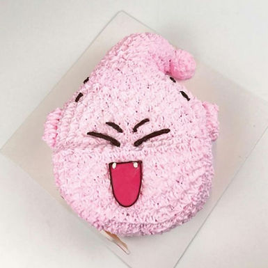 龍珠 魔人布歐 吱花蛋糕