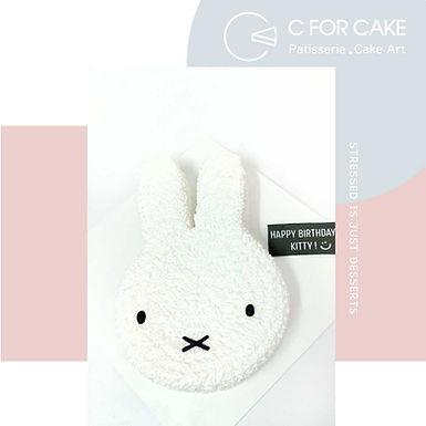 Miffy 吱花蛋糕