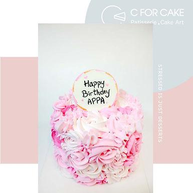 花色物語 吱花蛋糕