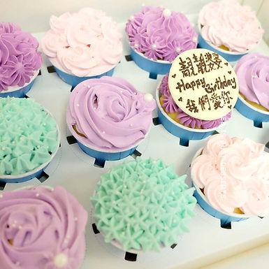 春天物語 Cup Cake 12件