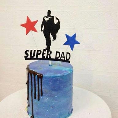 Super DAD 星夜蛋糕