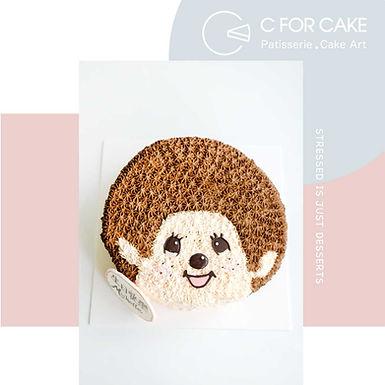 Mochichi 吱花蛋糕